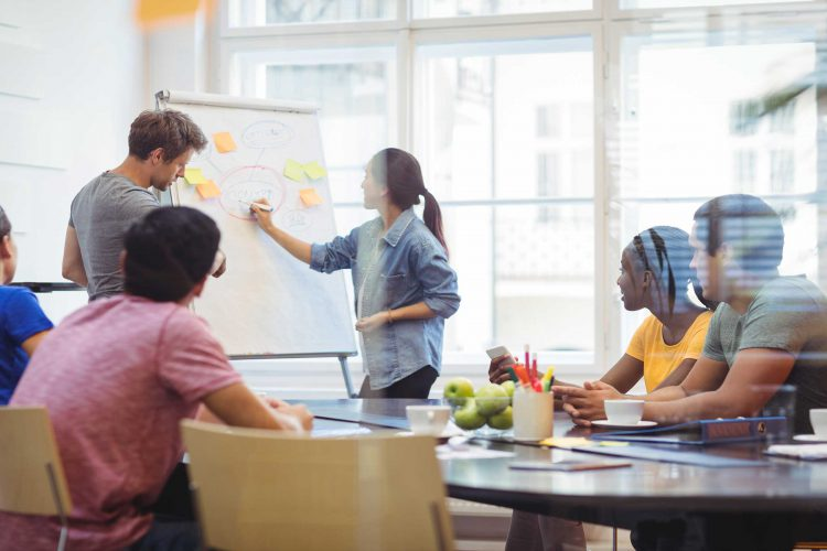 برنامه کسب و کار - تقسیم مشتری