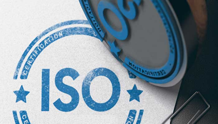 گواهینامه ISO
