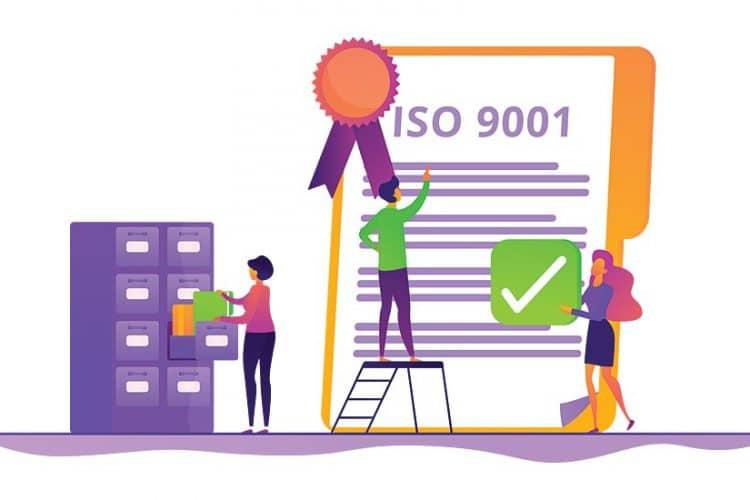 استاندارد ISO9001