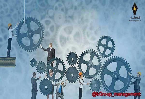 مدل تعالی سازمانی