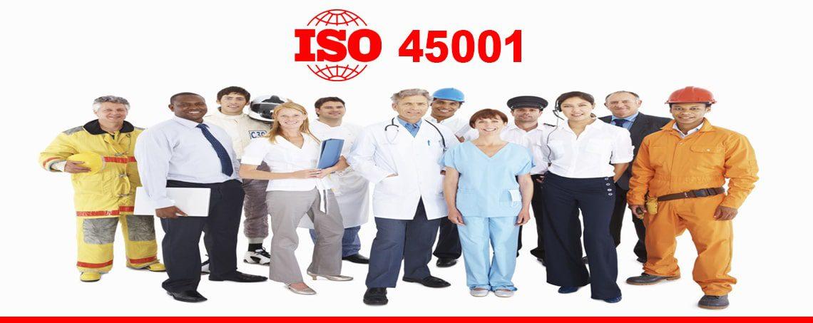 معرفی استاندارد سیستم مدیریت ایمنی و بهداشت iso45001:2018 ( قسمت اول )